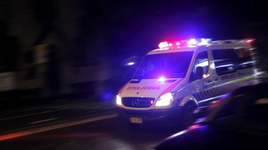 A woman has died in a car crash in Springfield, north of Melbourne.
