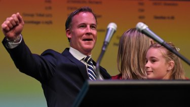 In Tasmania voters opted for majority government by the Will Hodgman-led Liberals.