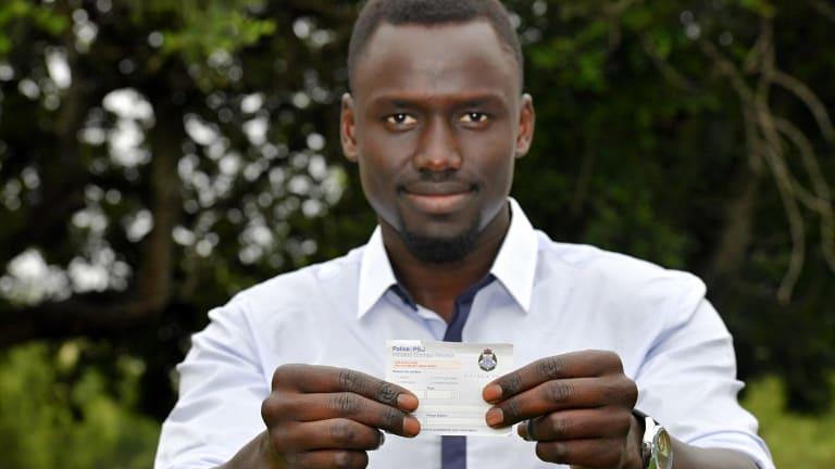 Deng Maleek, originally from Sudan, has also experienced police harassment himself.