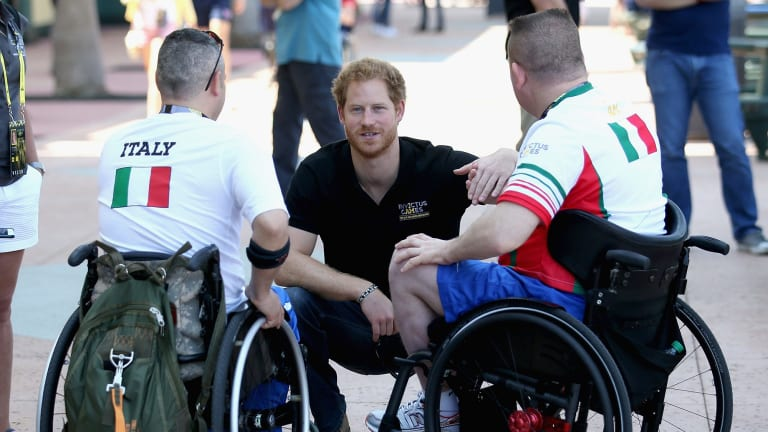 The state government wants to bring the 2018 Invictus Games to Queensland.