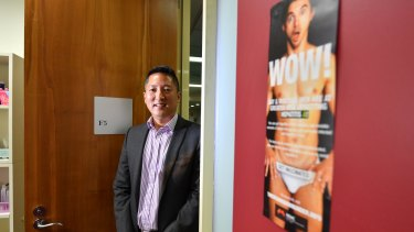 Adjunct Associate Professor Marcus Chen says it is important sexually active people get tested for gonorrhea and syphilis.