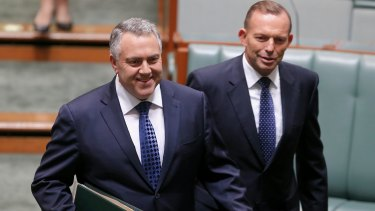 The Abbott government's budget is based on hope, like those of the Rudd and Gillard governments before it.