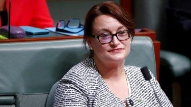 Labor MP Justine Keay.