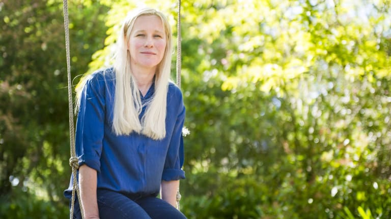 Kellie Merritt will make her first public appearance since the death of her husband, Flight Lieutenant Paul Pardoel, in the Iraq war.