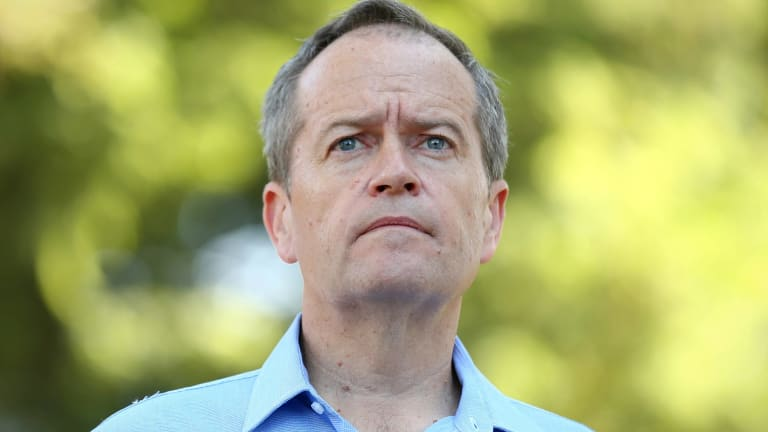 Opposition Leader Bill Shorten was remarkable for the way he parried every thrust on 7.30.