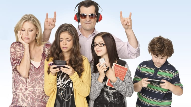 Modern Family has done well for Ten - but its Sunday repeats are tanking.
