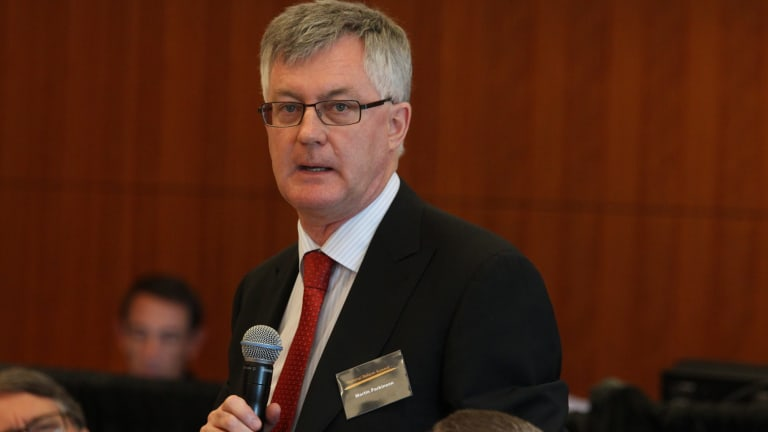 Former Treasury head Martin Parkinson warned that Australia could sacrifice as much as 5 per cent of the economy in missed economic growth.