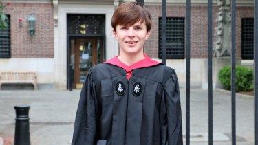 Crimson Education co-founder Jamie Beaton got 25 university offers after high school.