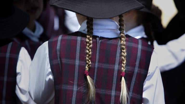 Fees for independent schools vary from the low thousands a year to $30,000-plus.