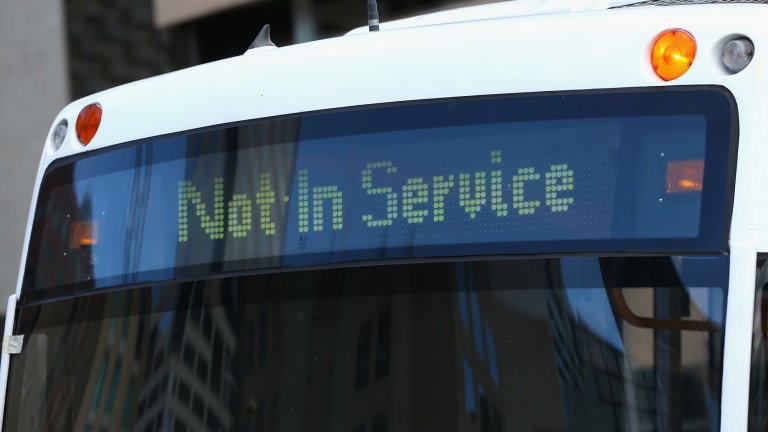 The bus industry is concerned Queensland transport companies could be at risk.