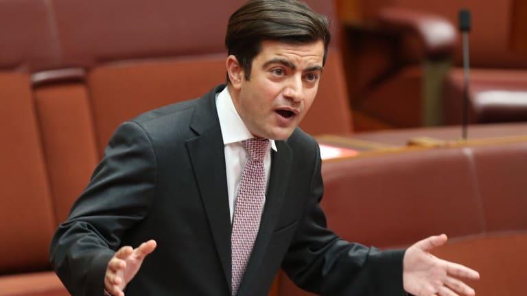 Labor senator Sam Dastyari has criticised the proposed voting changes.
