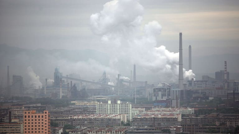 China's moves to clean up its air are positive for natural gas.