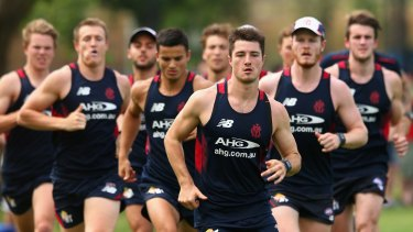 Melbourne boast some of the best young talent in the competition.