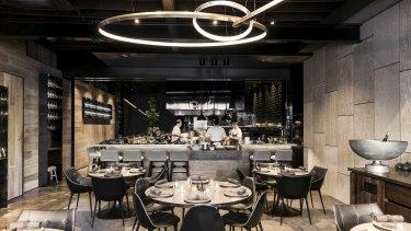 HBA Melbourne's redesign of Estelle by Scott Pickett (ESP) in High Street, Northcote.