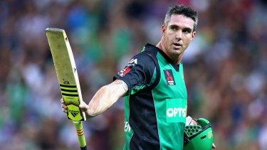 IPL season over: Kevin Pietersen.
