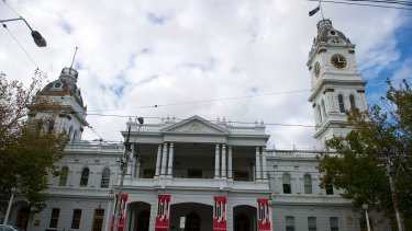 City of Stonnington has suspended four enforcement officers.
