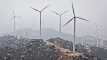China will promise to spend up big in its effort to rein in carbon pollution by replacing it with renewable energy.