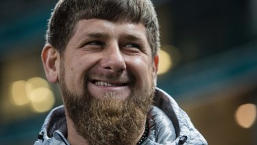 Chechen regional leader Ramzan Kadyrov has lashed out at international organisations that have criticised the region.