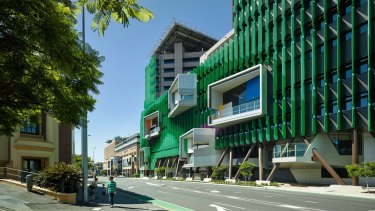The Lady Cilento Children's Hospital.