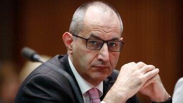Immigration secretary Michael Pezzullo clashed with Greens senator Nick McKim over Australia's treatment of refugees.