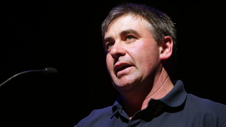 Farmer Power president Chris Gleeson.