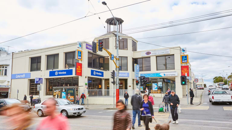 Northcote Central, on the corner of High and Separation streets, has sold for $34 million.