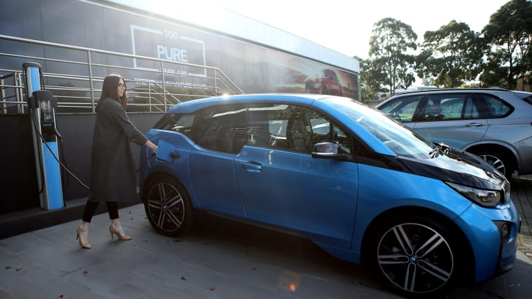 Stand By Australia For The Electric Car Revolution