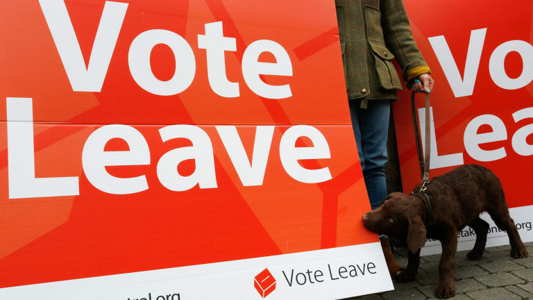 Leave won the day.