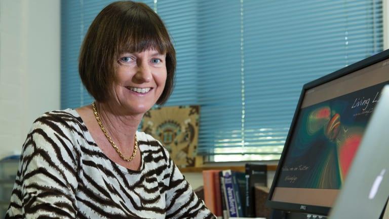 Professor Susan Scott, astrophysicist at the Australian National University.