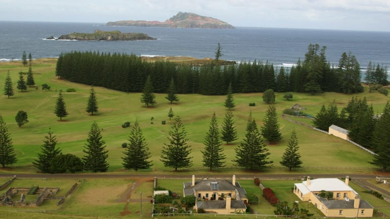 Trouble in paradise: Norfolk Island's gambling regulator will be shut down.