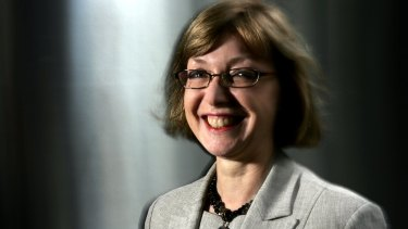 Sydney lawyer Christine Covington, who becomes deputy chairwoman of the City Renewal Authority.