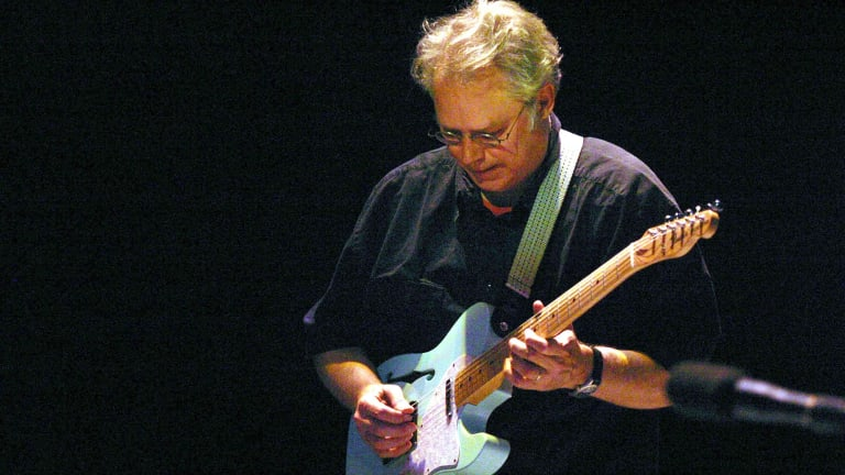 Bill Frisell is one of the world's great improvisers.