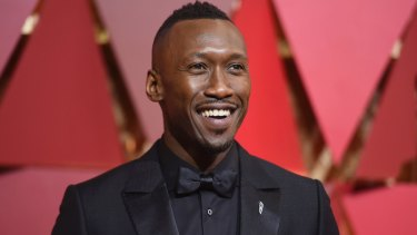 Mahershala Ali won for his role in Best Picture winner Moonlight.
