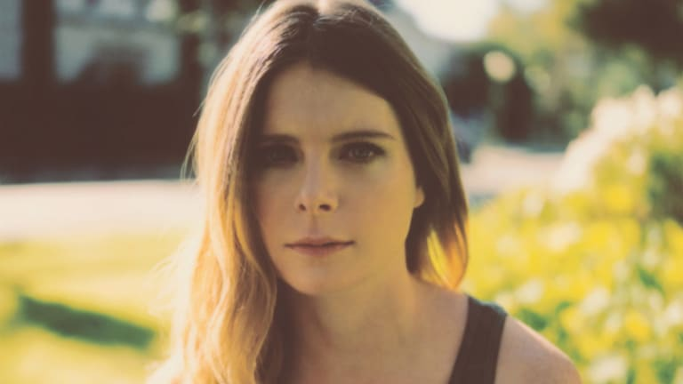 Emma Cline, author of The Girls.