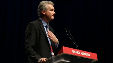 Tony Burke launched a passionate defence of the Grand Mufti.