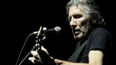 Roger Waters still maintains the rage after 40 years.
