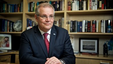This year's budget will be Scott Morrison's first as Treasurer.