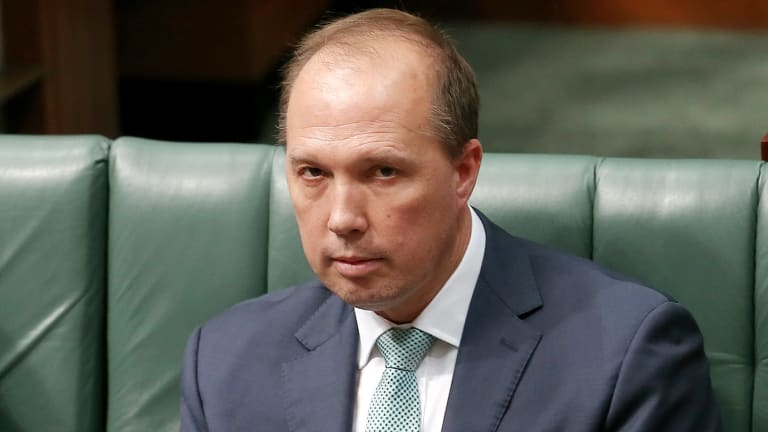 Immigration Minister Peter Dutton says the bill is necessary to facilitate the introduction of longer-term visas.