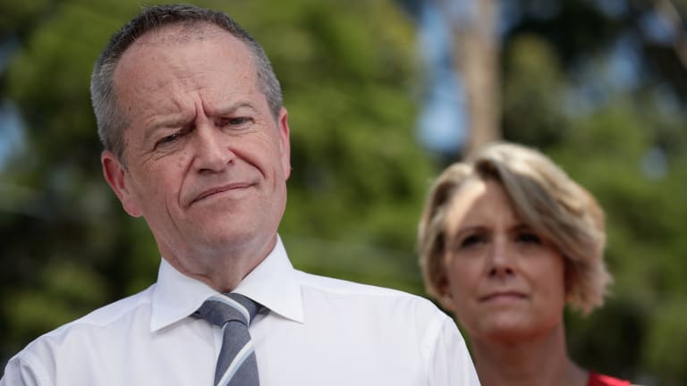 The next election is Bill Shorten's to lose.