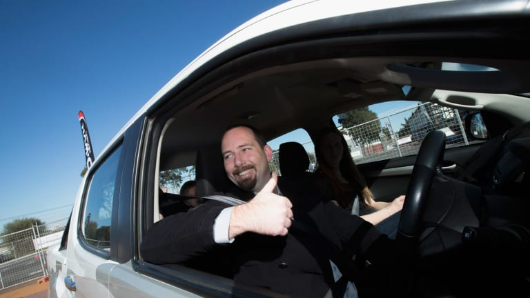Motoring Enthusiast Party senator Ricky Muir  is predicted to be an election casualty.