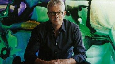 David Grant, event organiser for the world.
