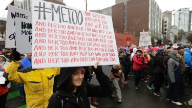 #metoo is a very important movement, a crucial movement; and we've seen its positive effects in the US.