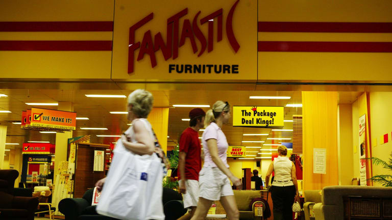 Steinhoff Asia Pacific owns brands including Fantastic Furniture, Freedom, Snooze and Harris Scarfe.