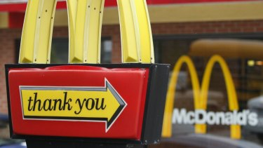 Golden market for the Golden Arches: The chain's local sales suggest a $1 billion profit last year.