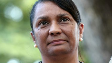 """""""People should be allowed to marry the people that they love"""": Nova Peris."""