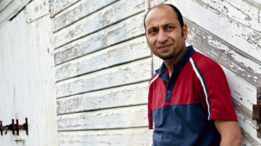 Ahmed al-Kateb in 2007.