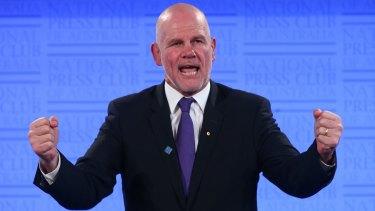 Peter FitzSimons, chair of the Australian Republican Movement.