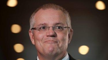 "Treasurer Scott Morrison has been playing mind tampering over Labor's ""cruel, retiree tax""."