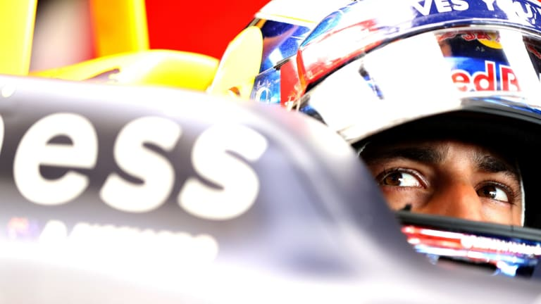 Daniel Ricciardo says Australia is on the motor sport map.