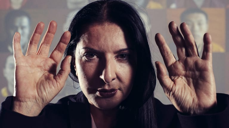 Marina Abramovic came under fire last week after publishing offensive descriptions of Aboriginal Australians from her 1979 diary.